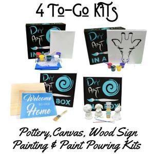 TO-GO Art Kits