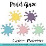 Pastel Glaze