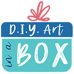 DIY Art in a Box